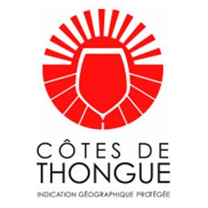 Logo Côtes des Thongue
