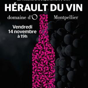 Hérault du Vin - Vendredi 14 novembre
