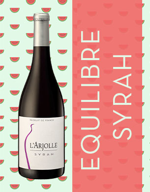 Equilibre Syrah Rouge