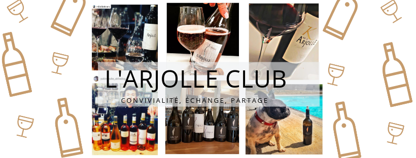 L'ARJOLLECLUB sur Facebook