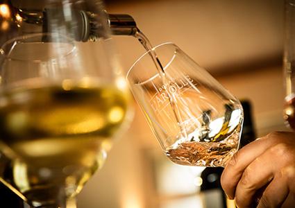 Vin blanc en Languedoc